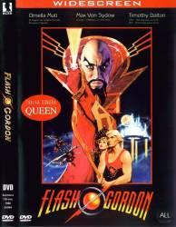 DVD FLASH GORDON - Timothy Dalton - 1980
