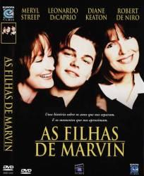 DVD AS FILHAS DE MARVIN - Meryl Streep