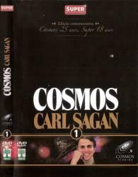 DVD COSMOS - CARL SAGAN - 5 DVD
