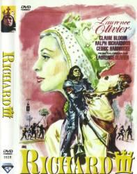DVD RICARDO III - LAURENCE OLIVIER