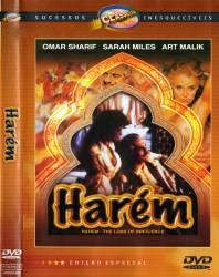 DVD HAREM - OMAR SHARIF