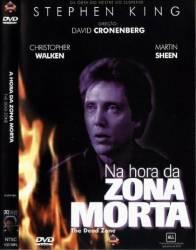 DVD NA HORA DA ZONA MORTA - CHRISTOPHER WALKEN