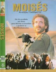 DVD MOISES - BEN KINGSLEY