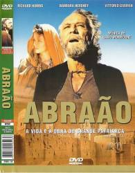 DVD ABRAAO - RICHARD HARRIS
