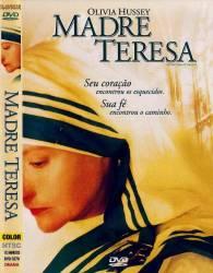 DVD MADRE TERESA - OLIVIA HUSSEY