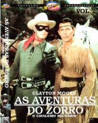 DVD ZORRO VOL 2 - CLEYTON MOORE