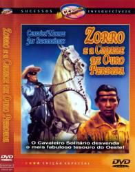 DVD ZORRO E A CIDADE DE OURO PERDIDA - 1958