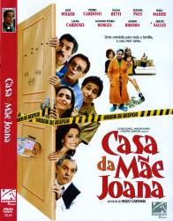 DVD CASA DA MAE JOANA - JOSE WILKER