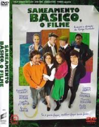 DVD SANEAMENTO BASICO, O FILME