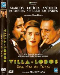 DVD VILLA - LOBOS - UMA VIDA DE PAIXAO