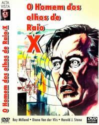 DVD O HOMEM DOS OLHOS DE RAIO X - 1963