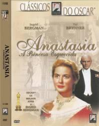 DVD ANASTASIA - A PRINCESA ESQUECIDA - 1956