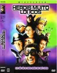 DVD HEROIS MUITO LOUCOS - BEN STILLER