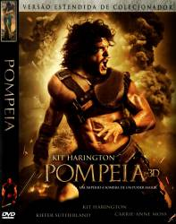 DVD POMPEIA - KIT HARINGTON