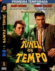 DVD O TUNEL DO TEMPO - 1 TEMP - 7 DVDs
