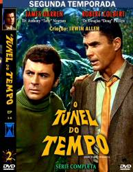 DVD O TUNEL DO TEMPO - 2 TEMP - 8 DVDs
