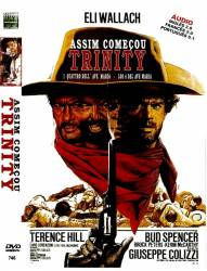 DVD ASSIM COMEÇOU TRINITY