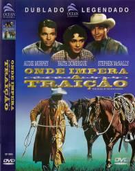 DVD ONDE IMPERA A TRAIÇAO