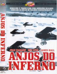 DVD ANJOS DO INFERNO - 1930