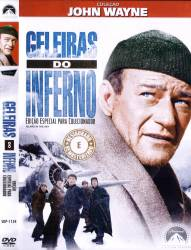 DVD GELEIRAS DO INFERNO - JOHN WAYNE