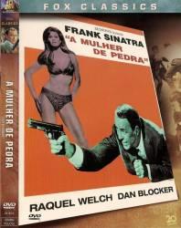 DVD A MULHER DE PEDRA - FRANK SINATRA