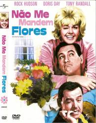 DVD NAO ME MANDEM FLORES - ROCK HUDSON
