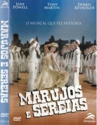 DVD MARUJOS E SEREIAS - 1955