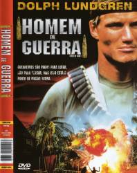 DVD HOMEM DE GUERRA - DOLPH LUNDGREN