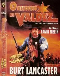DVD O RETORNO DE VALDEZ - BURT LANCASTER