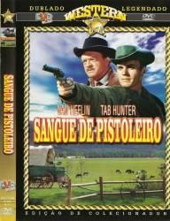 DVD SANGUE DE PISTOLEIRO - 1958