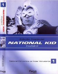 DVD NATIONAL KID - 7 DVDs