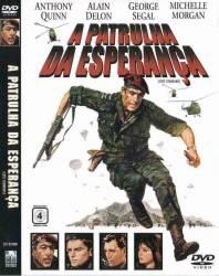 DVD A PATRULHA DA ESPERANÇA - ANTHONY QUINN