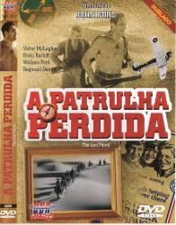 DVD A PATRULHA PERDIDA - VICTOR MCLAGLEN