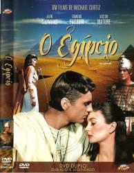 DVD O EGIPCIO - 1954 - DUPLO