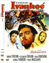 DVD IVANHOE - ROBERT TAYLOR