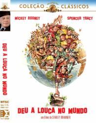 DVD DEU A LOUCA NO MUNDO - 1963