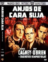 DVD ANJOS DE CARA SUJA - 1938