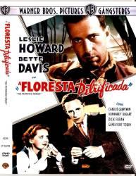 DVD A FLORESTA PETRIFICADA - JAMES CAGNEY