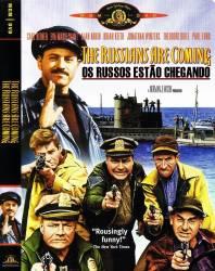 DVD OS RUSSOS ESTAO CHEGANDO - 1966