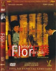 DVD AMOR A FLOR DA PELE