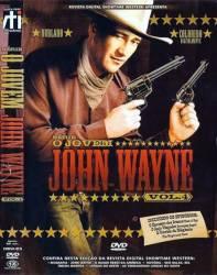 DVD O JOVEM JOHN WAYNE VOL - 4