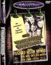 DVD O VINGADOR INVISIVEL - 1945