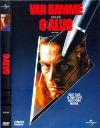 DVD O ALVO - JEAN-CLAUDE VAN DAMME