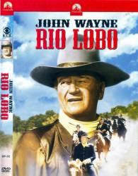 DVD RIO LOBO - JOHN WAYNE