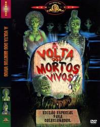 DVD A VOLTA DOS MORTOS VIVOS