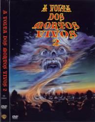 DVD A VOLTA DOS MORTOS VIVOS - 2