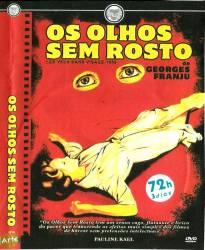 DVD OS OLHOS SEM ROSTO