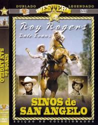 DVD ROY ROGERS - SINOS DE SAN ANGELO
