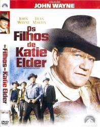 DVD OS FILHOS DE KATIE ELDER - JOHN WAYNE