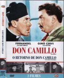 DVD DON CAMILLO - DVD DUPLO